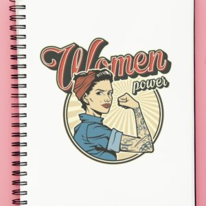 Libreta Women Power